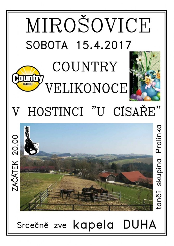country-velikonoce